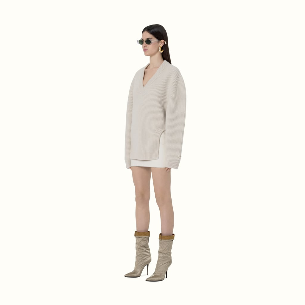 Fenty Pullover With Rounded Cutouts