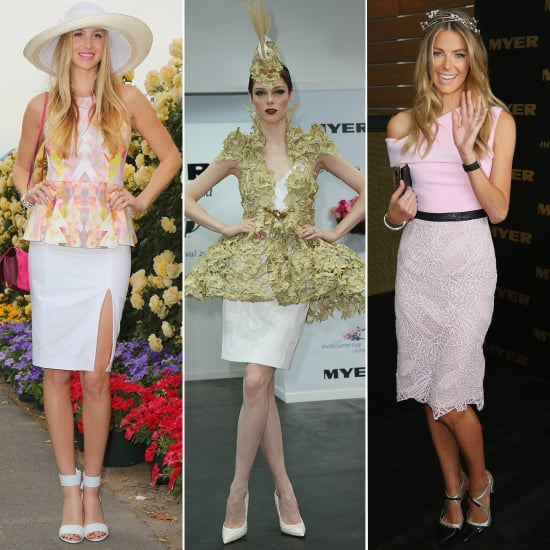 Crown Oaks Day 2013 Fashion