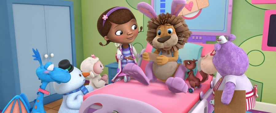 Disney Junior's Beloved Mini Doctor Is Back to Help Patients For Another Season