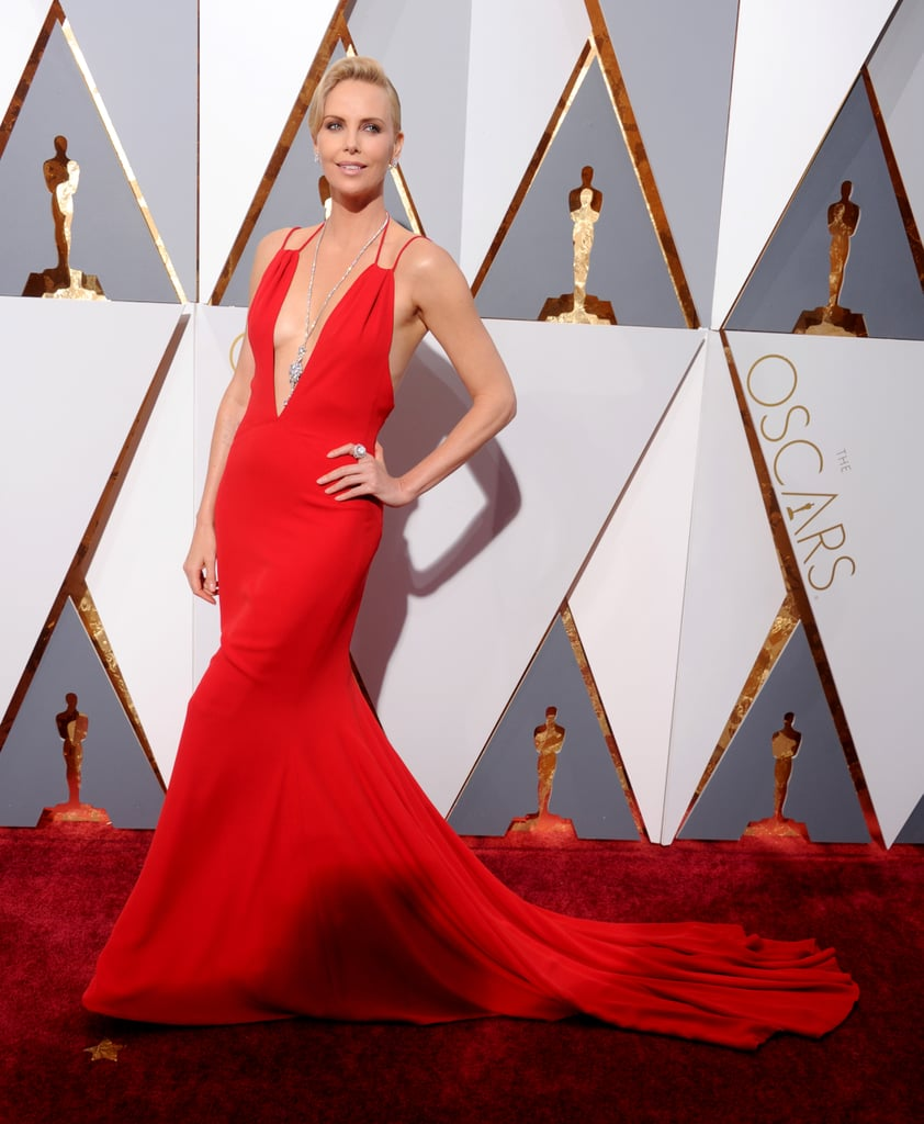 Charlize Theron's Full Look