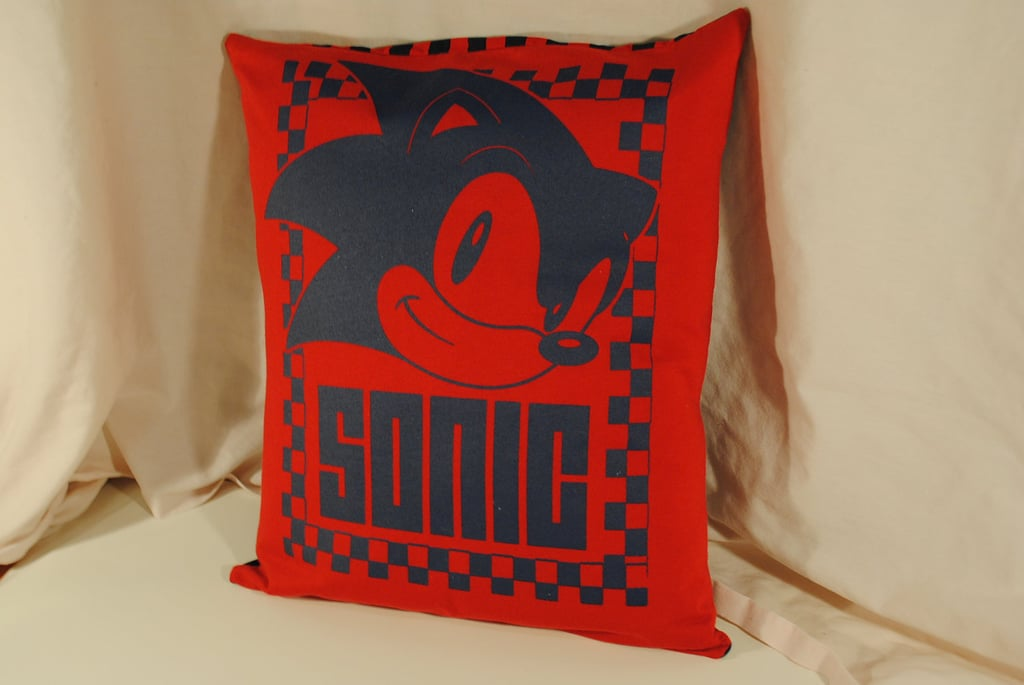 Sonic Pillow Cover
