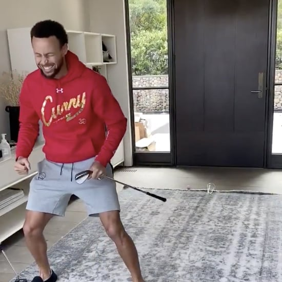Watch These Impressive At-Home Golf Trick-Shot Videos