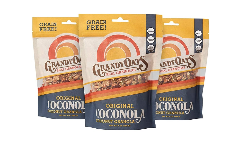 GrandyOats Organic Grain-Free Coconola