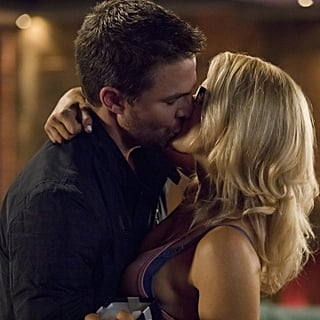 Felicity and Oliver, Arrow