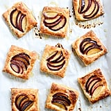 Plum Tarts With Brown Butter