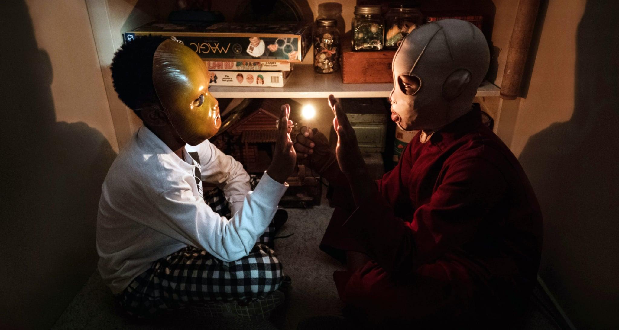 US, Evan Alex as both Jason Wilson and his doppelganger, 2019. ph: Claudette Barius /  Universal / courtesy Everett Collection