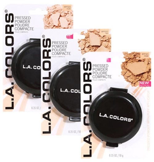 L.A. Colors Expressions Pressed Powder ($1)