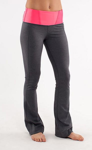 Lululemon is known for some of the best yoga gear on the planet, and these Tadasana Pants ($98) are no exception. I have a pair at home that I always grab. The best part? The drawcords at the hem let you adjust the length.