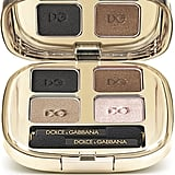 Dolce & Gabbana Makeup Smooth Eyeshadow Quad Smoky