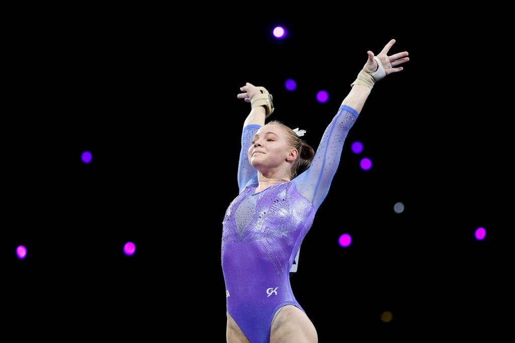 Jade Carey's Olympic-Training Ab Exercises