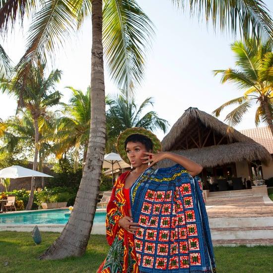 Janelle Monae's Punta Cana Villa