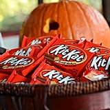 Your child might get a full candy bar at one house.