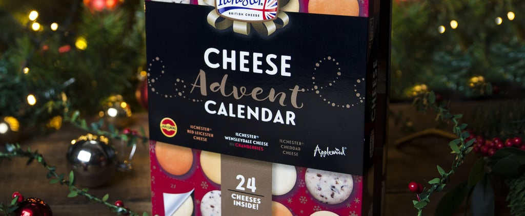 That $20 Cheese Advent Calendar Is Returning to Target Soon