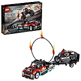 Lego Technic Stunt Show Truck and Bike