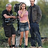 Natalie Portman filmed her latest movie in Texas.