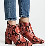 Marc Jacobs Rocket Chelsea Booties