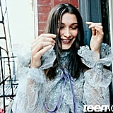 Bella Hadid's Teen Vogue Cover February 2017
