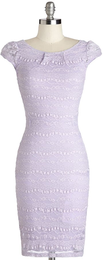 Modcloth Lovely as Lavender Dress ($50)