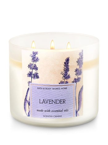Lavender candle ($25)