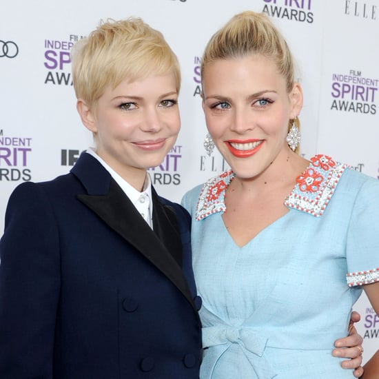 Michelle Williams Pictures at Independent Spirit Awards 2012