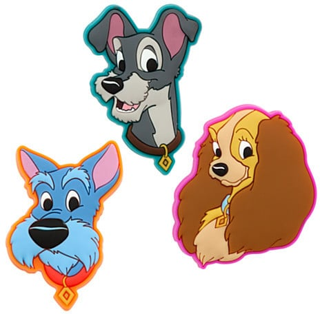 Disney Lady and the Tramp MagicBandits Set | MagicBand Gift Ideas ...