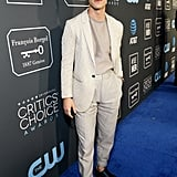 Darren Criss at the 2019 Critics' Choice Awards