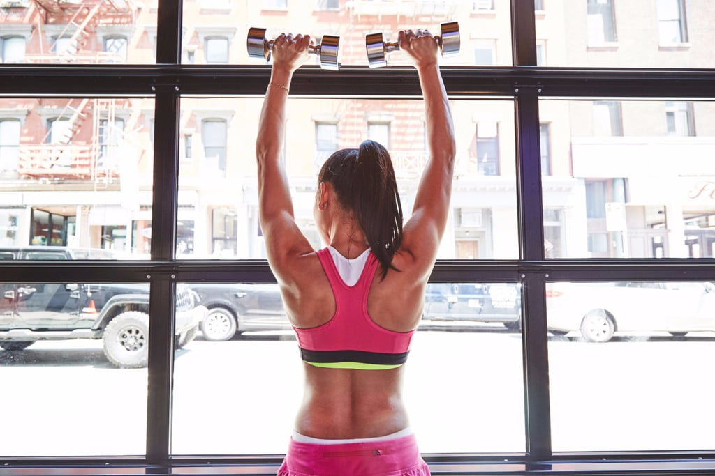 Get Major Booty Gains and Toned Arms With This Dumbbell Workout