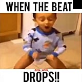 """When the Beat Drops"" by Marlon Roudette"