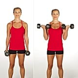 Superset 1, Exercise 2: Biceps Curl