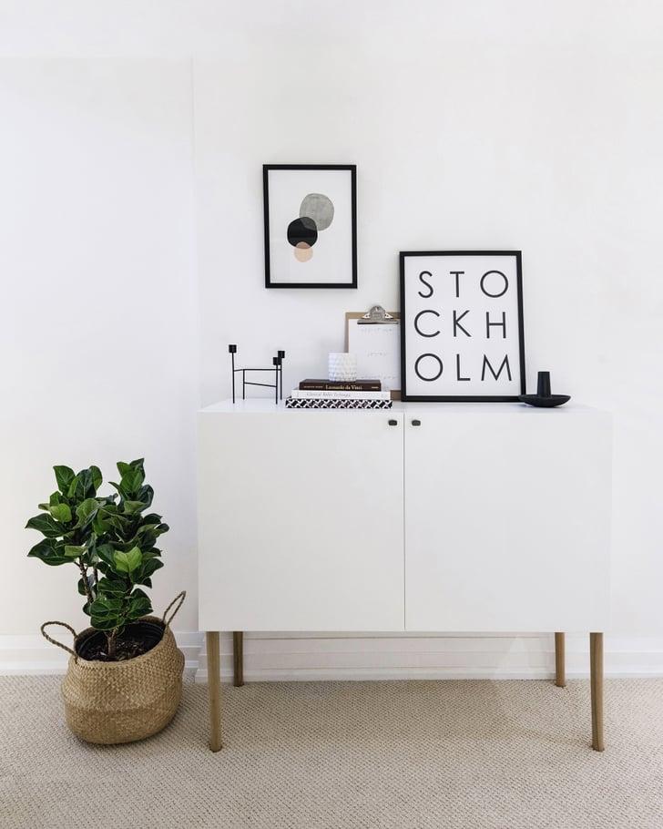 Ikea Besta Hacks Popsugar Home