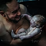 Trans Man Shares Empowering Birth Photo Series
