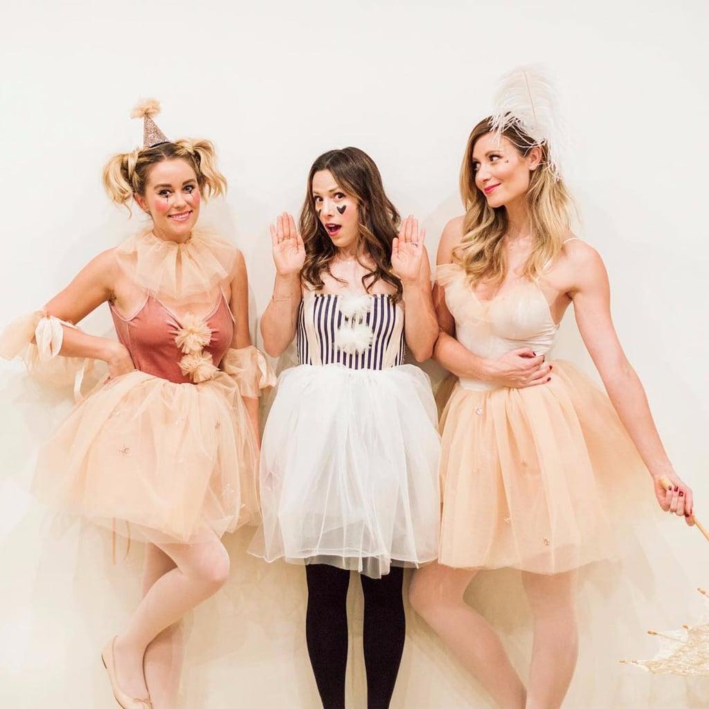 Lauren Conrad S Circus Halloween Costume 2016 Popsugar