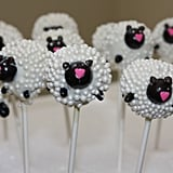 Little Lamb Cake Pops
