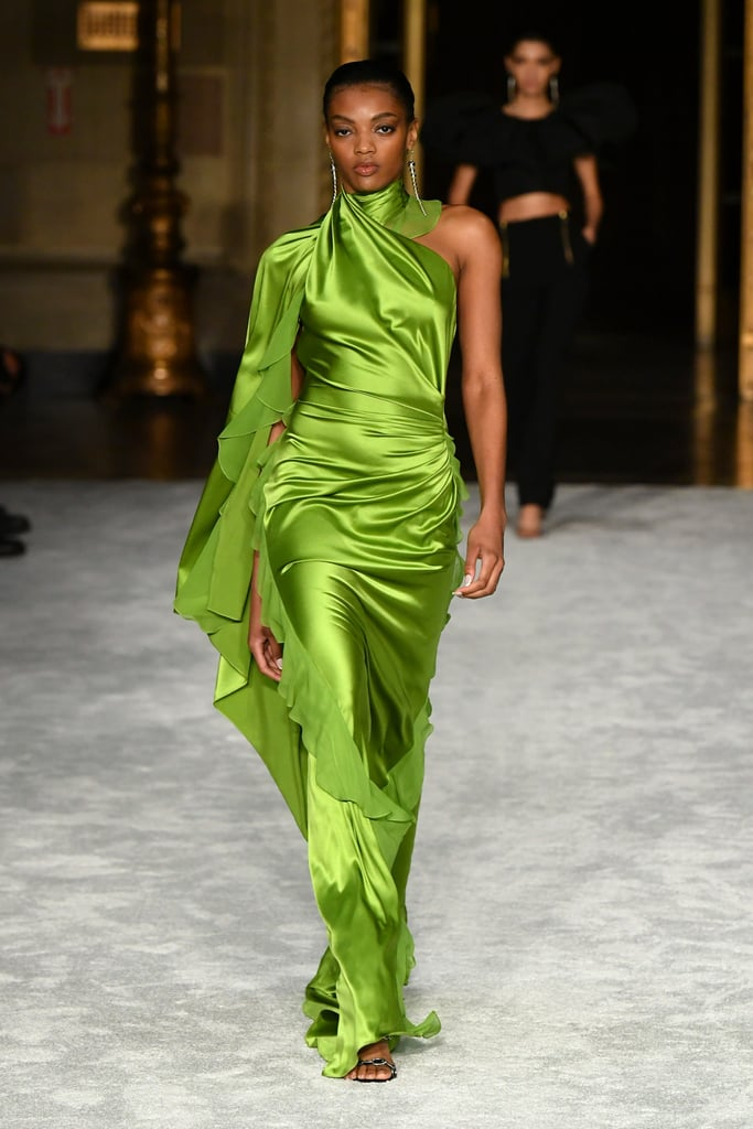 Candice Huffine Is Christian Siriano's Muse For Fall 2021