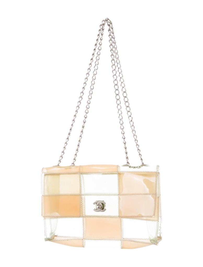 d801dc9e495b Chanel Naked Patchwork Flap Bag