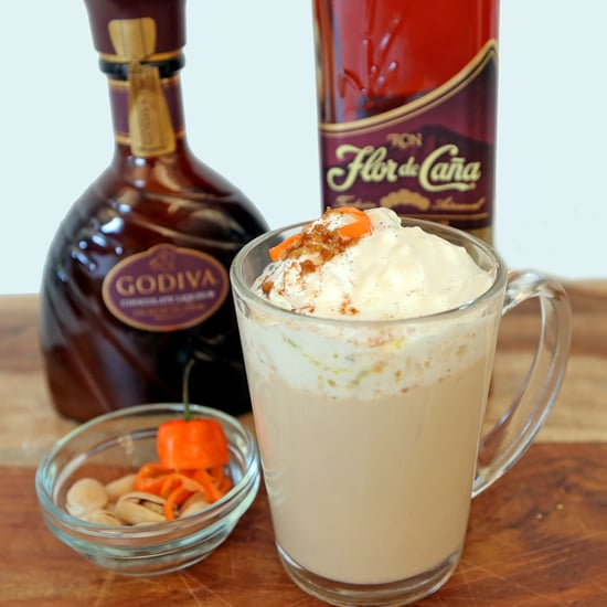 Chocolate Rum Cocktail Recipe