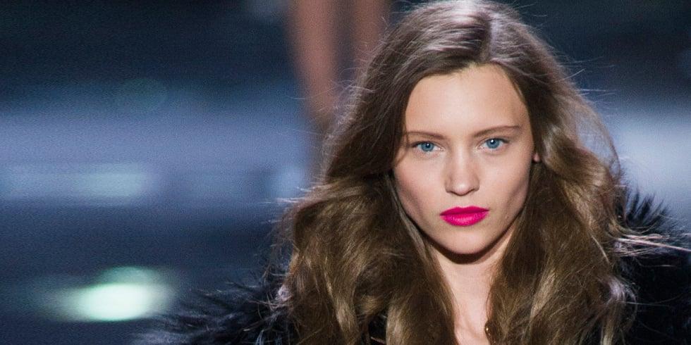 Diane von Furstenberg Beauty Looks at New York Fashion Week