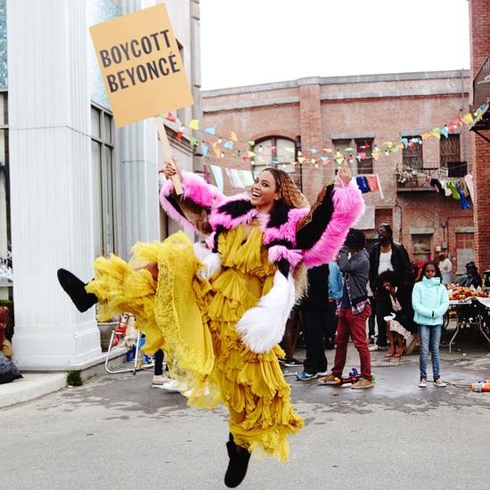 Beyonce Lemonade Behind-the-Scenes Pictures