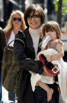Fab Flash: Suri Cruise, The World's Youngest Fashionista