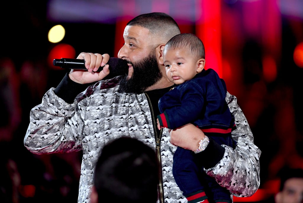 The Internet Has Made DJ Khaled's Son the Most Adorable Meme