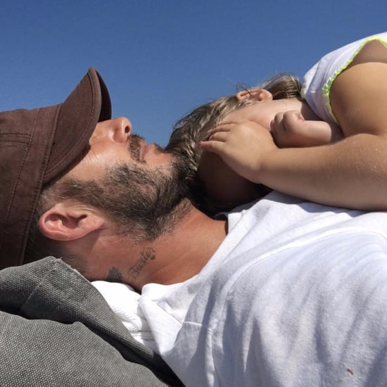 David Beckham's Sweetest Family Moments