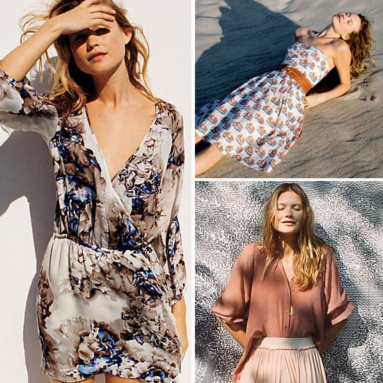 Anthropologie's January Look Book is full of Sweet Summer Style Treats to Peruse and Buy Online Now!