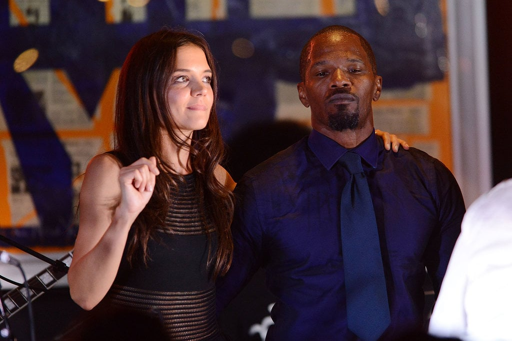 "This week, sources confirmed to People that Katie Holmes and Jamie Foxx have been spending time together for more than a year, and Us Weekly shared an exclusive picture of the pair holding hands — but where did this all begin? As the sources explained, ""This is not some intense romance,"" adding, ""They are two adults who are attractive and single, and so apparently conclusions will be drawn."" In any case, the pair have been friends for years, so the connection isn't too surprising. Katie and Jamie have more than a few mutual friends, and over the past decade, they've attended many of the same events, first sparking romance rumors when they linked up at a Hamptons party in 2013. As dating rumors continue to swirl, look back on Katie and Jamie's friendship, then check out celebrity couples you may have forgotten about."