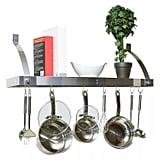 Range Kleen Pot Rack Bookshelf