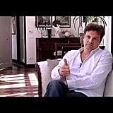Colin Firth: Italian
