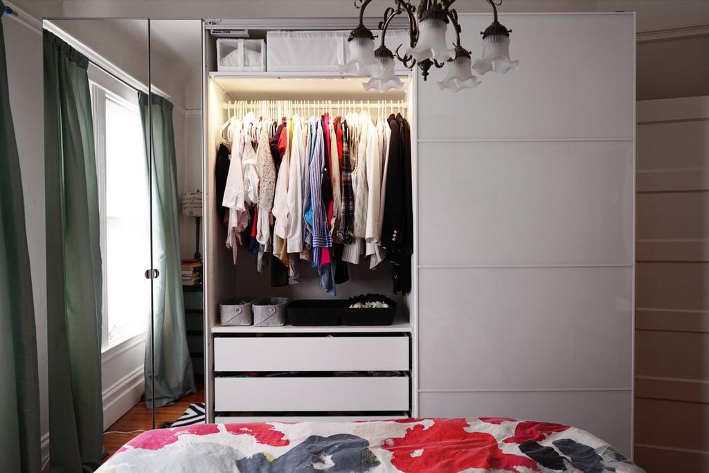 Customize A Luxurious Wardrobe Solution