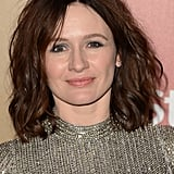 Emily Mortimer attended the bash.