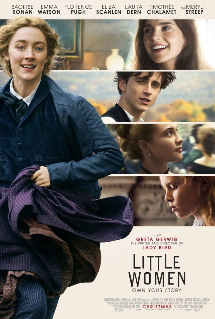 Image result for little women movie poster 2019