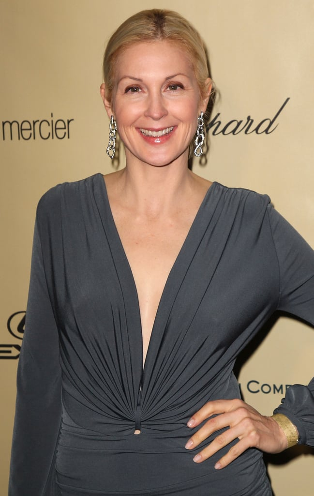 Actress and Gossip Girl mom Kelly Rutherford attended the Weinstein afterparty Sunday evening.