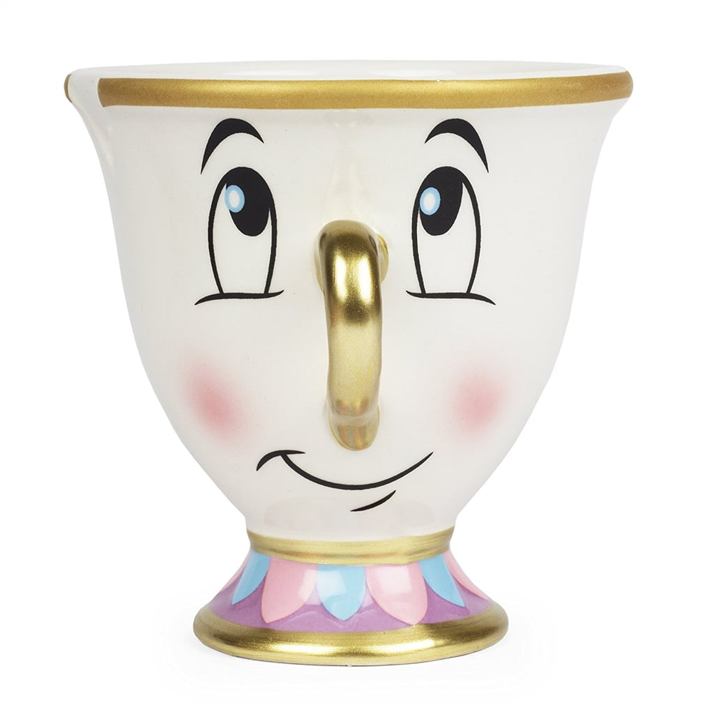 Disney Beauty And The Beast Chip Mug Cheap Disney Gifts For Women